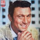 Laurence Harvey - Cine Tele Revue Magazine Pictorial [France] (11 August 1961) - 454 x 607