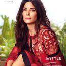 Sandra Bullock – InStyle Magazine (Russia – July 2018) - 454 x 603