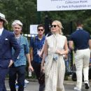 Poppy Delevingne – Wimbledon Tennis Championships 2019 in London - 454 x 626