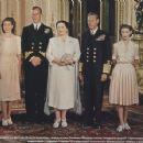 Prince Philip and Queen Elizabeth II - Hello! Magazine Pictorial [Russia] (28 November 2017)