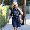 Reese Witherspoon – arrives at her office in Brentwood