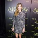 Katie Cassidy- Celebration of 100th Episode of Arrow in Vancouver - 454 x 681