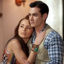 Angelique Boyer and David Zepeda