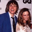 Charlie Hunnam and Katharine Towne