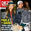 David Bustamante and Paula Echevarria - 454 x 602