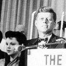 John Kennedy and Judy Garland