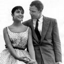 Josanne Marianna Berenger and Marlon Brando