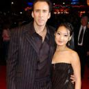 Alice Kim Cage and Nicolas Cage - 454 x 648