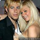 Paris Hilton and Paris Latsis