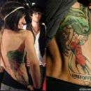 Lights Valerie Anne Poxleitner's Tattoos