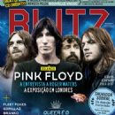 Pink Floyd - BLITZ Magazine Cover [Portugal] (June 2017)