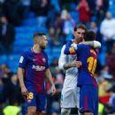 Real Madrid C.F. - FC Barcelona El Clasico - 411 x 600