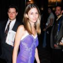 Sofia Coppola At The MTV Video Music Awards 1995