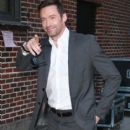 Hugh Jackman-September 23, 2015-'The Late Show with Stephen Colbert'