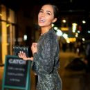 Olivia Culpo – Arriving at her 27th Birthday Party in NYC