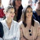 Halston Sage – Sally LaPointe Fashion Show in New York