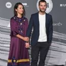 Amelia Warner and Jamie Dornan : The British Independent Film Awards - 454 x 625