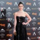 Nerea Camacho- Goya Cinema Awards 2017 - Red Carpet - 399 x 600