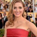 Actress Sasha Alexander attends the 20th Annual Screen Actors Guild Awards at The Shrine Auditorium on January 18, 2014 in Los Angeles, California