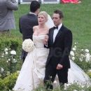 Michael Vartan and Lauren Skaar - Wedding Photos - 253 x 300