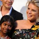Jessica Simpson - Operation Smile Annual Gala At Cipriani, Wall Street On May 6, 2010 In New York City