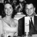 Julie London and Bobby Troup