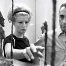 Monica Vitti and Michelangelo Antonioni - 454 x 257