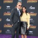 Jennifer Connelly – 'Avengers: Infinity War' Premiere in Los Angeles - 454 x 645
