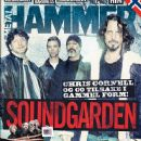 Chris Cornell, Kim Thayil, Matt Cameron, Ben Shepherd - Metal&Hammer Magazine Cover [Norway] (January 2013)