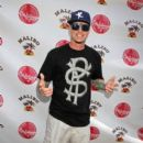 Vanilla Ice seen hosting the 'Go' Pool Party at the Flamingo Casino and Hotel in Las Vegas