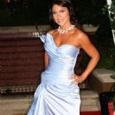 Nadia Bjorlin - QVC Red Carpet Style Event At The Four Seasons Hotel On March 5, 2010 In Beverly Hills, California