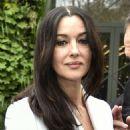 Monica Bellucci – Arriving at Vivement Dimanche TV show in Paris - 454 x 637