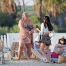 Gemma Collins in bikini enjoying the sun in Saint Tropez - 454 x 303