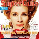Julia Roberts, Mirror Mirror - SuperGuia Magazine Cover [Brazil] (January 2013)