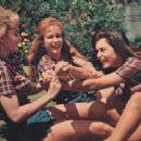Linda Henning, Meredith MacRae, Lori Saunders
