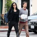 Kyle Dunnigan and Sarah Silverman - 454 x 533