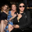 Gene Simmons attends Heroes For Heroes: Los Angeles Police Memorial Foundation Celebrity Poker Tournament at Avalon Hollywood on November 10, 2018 in Los Angeles, California - 454 x 295