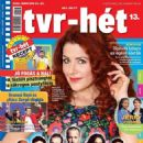 Veronika Madár - Tvr-hét Magazine Cover [Hungary] (23 March 2020)