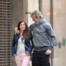 Fernando Torres and Olalla Dominguez