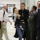Miranda Kerr & Flynn: Down Under Duo
