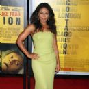 Sanaa Lathan Contagion New York Premiere 9/7/11