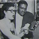 Billie Holiday and Louis McKay