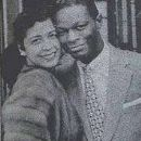 Maria Cole and Nat King Cole