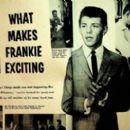 Frankie Avalon - Movie Mirror Magazine Pictorial [United States] (August 1959)