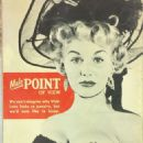 Vicki Lake - Male Point Magazine Pictorial [United States] (May 1957)