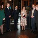 Prince Windsor and Kate Middleton visited Hammarby IF Bandy team in Vasaparken