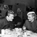 Kirk Douglas and Patricia Neal