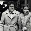 Billy Joel and Elizabeth Webber