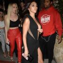 Chantel Jeffries at Beauty and Essex in LA - 454 x 681
