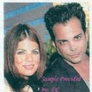 Yasmine Bleeth and Richard Grieco